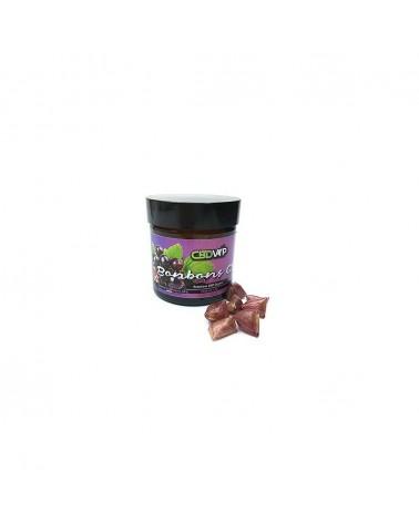 bonbons CBDVAP 1500 mg CBD