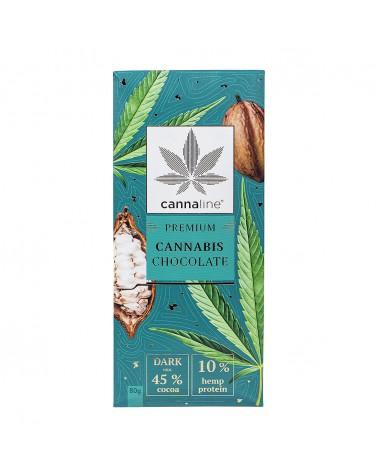 Chanvre cannabis chocolat