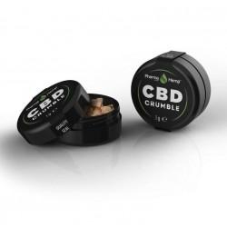 Crumble à 90 % de CBD Pharma Hemp 1g